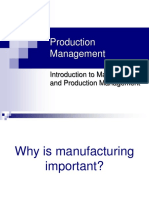 PM 01- Introduction to Manufacturing(1)