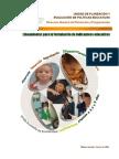 Lineamientos Para La Formulacion de Indicadores Educativos