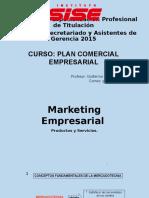 Plan Comercial Empresarial