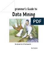 Guide 2 Data Mining