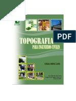 Topografia Para Ingeniero Manual