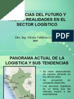 4.1 Tendencias Del Futuro y Nuevas Realidades en El Sector Logístico2011