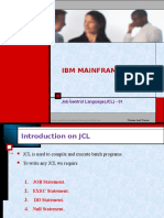 Jcl Training Class 001