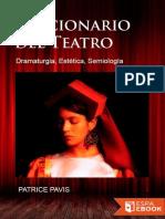 Patrice Pavis-Diccionario Del Teatro