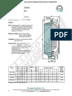 Hbx Bladder Type Pulsation Dampeners