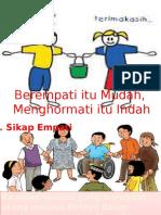 BEREMPATI-ITU-MUDAH-MENGHORMATI-ITU-INDAH.pptx