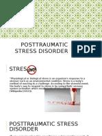 Postraumatic Stress