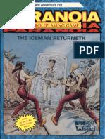 Paranoia The Iceman Adventure
