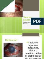 Trauma Ocular 3