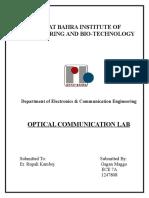 Optical Communication File