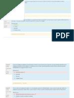 Proceso Administrativo quiz II Intento 1 y 2