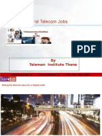 Teleman Telecom Training Courses Institute in Thane Mumbai