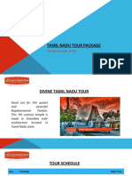 Southern Travels - Divine Tamil Nadu Tour