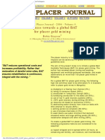 WPJ4 6 Placer Gold Mining - Best Practice