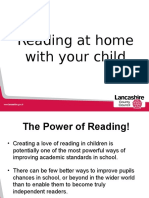 Best Start Parents Reading Workshop