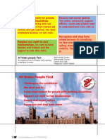 AWPF Election Campaign Card Print Template