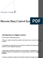 Chapter 2 Discrete Data Control Systems