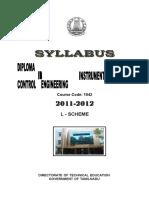 L Scheme Syllabus