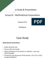 CSR #15 CSR Case Study & Presentation Group III .pdf