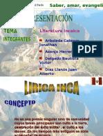 LITERATURA INCA