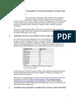 Assessment BCA