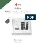 Konfigurasi Kunci Pintu Digital
