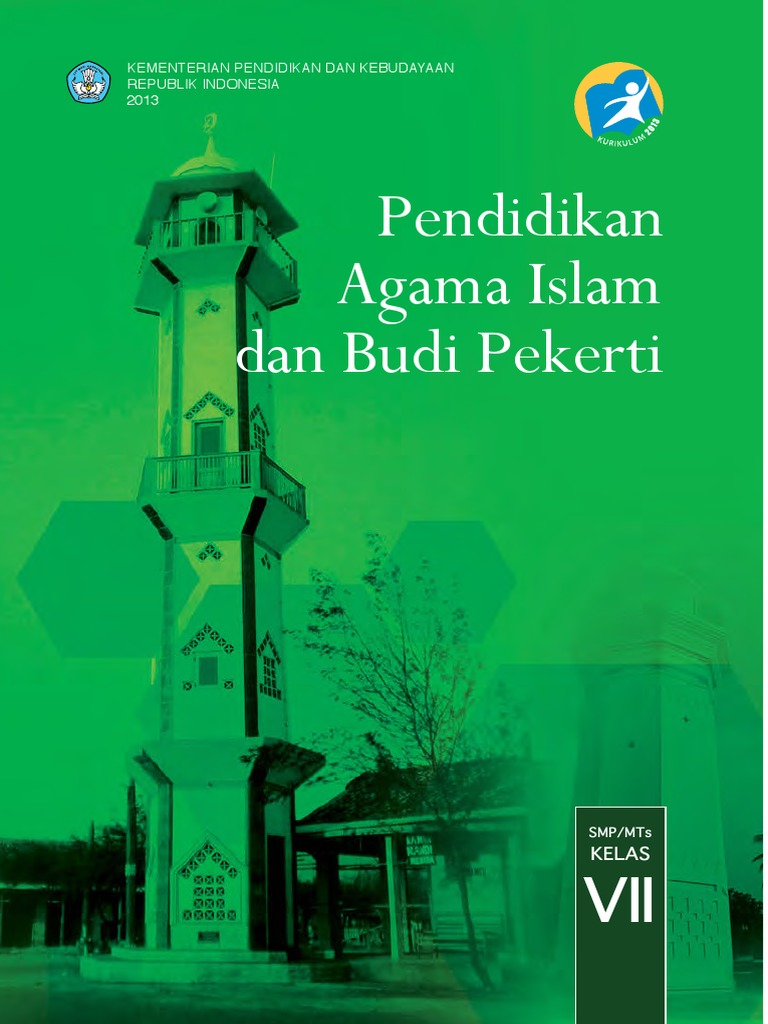 Kelas 07 Smp Agama Islam Siswa