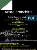 Kuliah bronkitis akut