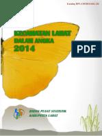 Kecamatan Lahat Dalam Angka 2014