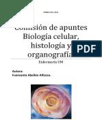 Libro Histología y Organografía