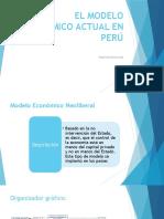 El Modelo Económico Actual en Perú