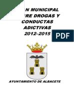 Plan Municipal de Drogas 2012 2015