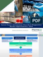 United States Autoimmune Disorders Diagnostics Market Report