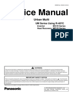 PACD011001C2-MXE1R SERVICE MANUAL