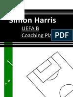 UEFA B Sessions