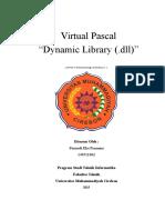 Pemrograman Terstruktur - Dynamic Library