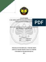 Jurnal Pompa Injeksi Mesin Diesel