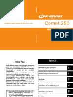 Kasinski COMET GT - GTR 250 Carburada