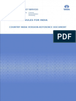 Country specific_India_SDV1 0.doc