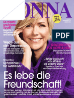 DONNA Oktober 2015, Ausgabe 11