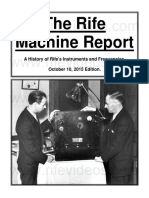 The Rife Machine Report a History of Rifes Instruments and Frequencies
