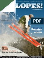Slopes Magazine 2009-2010