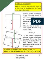 Dynamical Stability