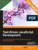 Test-Driven JavaScript Development - Sample Chapter