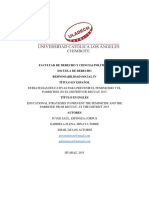 Monografia Final sobre feminicidio y el parricidio