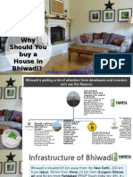 Why Should you buy a House in Bhiwadi?