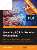 Mastering ROS for Robotics Programming - Sample Chapter
