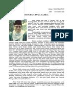 Biografi Buya Hamka