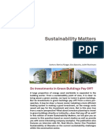 Sustainable Matters