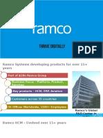 Ramco Human Capital Manadcjd sdcskcsdcfgement